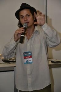 Palestra Leo Bittner no 7o Espaço Café Brasil
