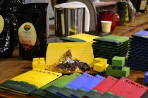 Terroá Cafés e AMMA Chocolate