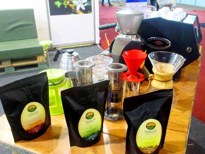 Terroa Espaco Cafe 2014